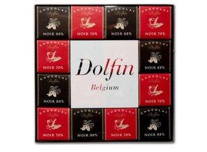 Dolfin 48 Carrés Gourmands - Ebène