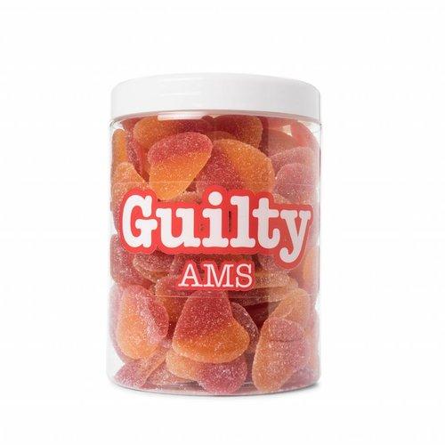 1kg Halal peach hearts