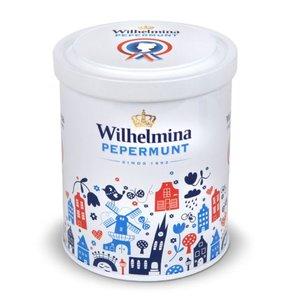Wilhelmina Pepermunt blik
