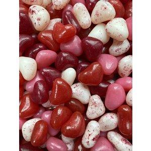 1kg Heart jellybeans