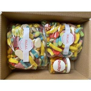 3kg Halal Snoep Box