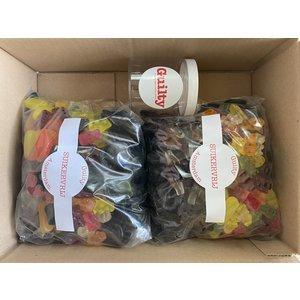 3kg zuckerfreie Box