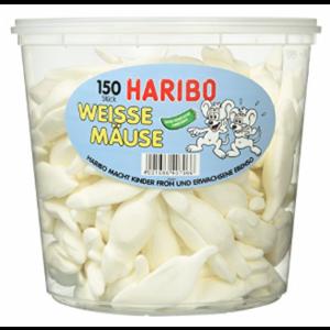 Haribo Haribo Witte Muizen