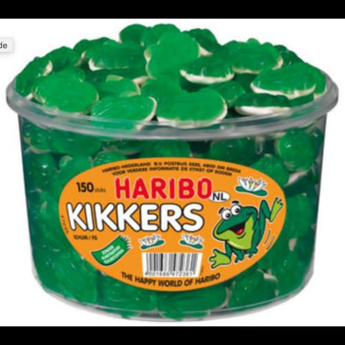Haribo Haribo kikkers