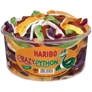Haribo Haribo Crazy Python