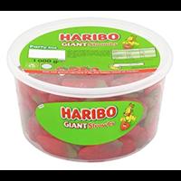 Haribo Reuze aardbeien