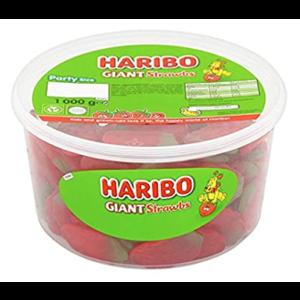Haribo Haribo Giant Strawbs