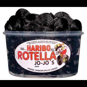 Haribo Haribo Rotella Lakritz