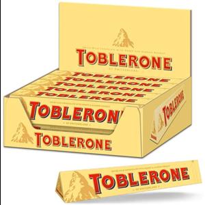Toblerone 20 Toblerone bars