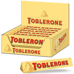 Toblerone 20 Toblerone repen