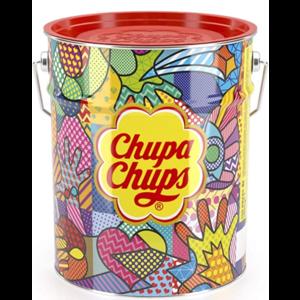 Chupa Chup 150 Chupa Chups Lollipops metal canister