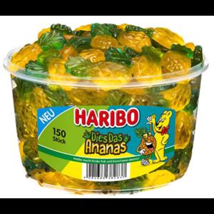 Haribo Haribo pineapple