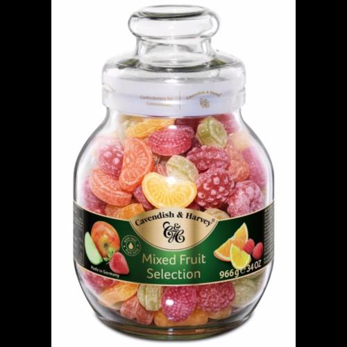Cavendish & Harvey candy jar