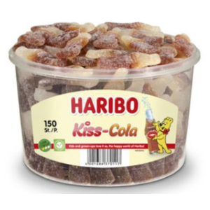 Haribo Haribo Kiss Cola
