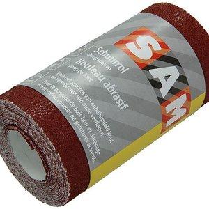 Sam Sam schuurpapier op rol 120mm x 4,5m 80