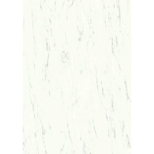 Quick-Step PVC Livyn Rigid Click Ambient RAMCL 40136 Carrara marmer wit