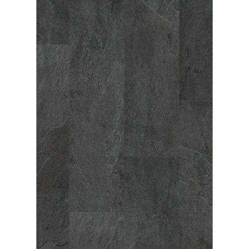 Quick-Step PVC Livyn Rigid Click Ambient RAMCL 40035 Leisteen zwart