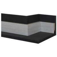 Bijpassende mdf plint  gefolied 16 x 58 x 2500 mm