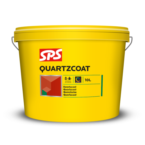 SPS Quartzcoat Wit 4 Liter