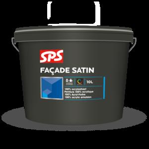 SPS Facade Satin  Kleur 10 Liter