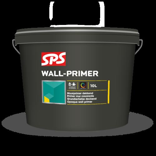 SPS Wall Primer Kleur (alleen lichte kleuren) 10 Liter