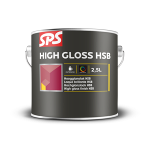 SPS High Gloss HSB Kleur 2,5 Liter