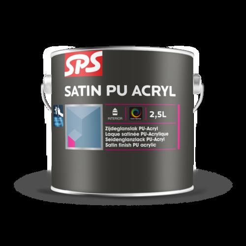 SPS Satin PU Acryl Kleur 2,5 Liter