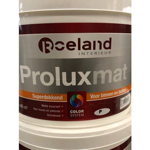 Roeland Prolux Mat Kleur(alleen lichte kleuren) 2.5 Liter