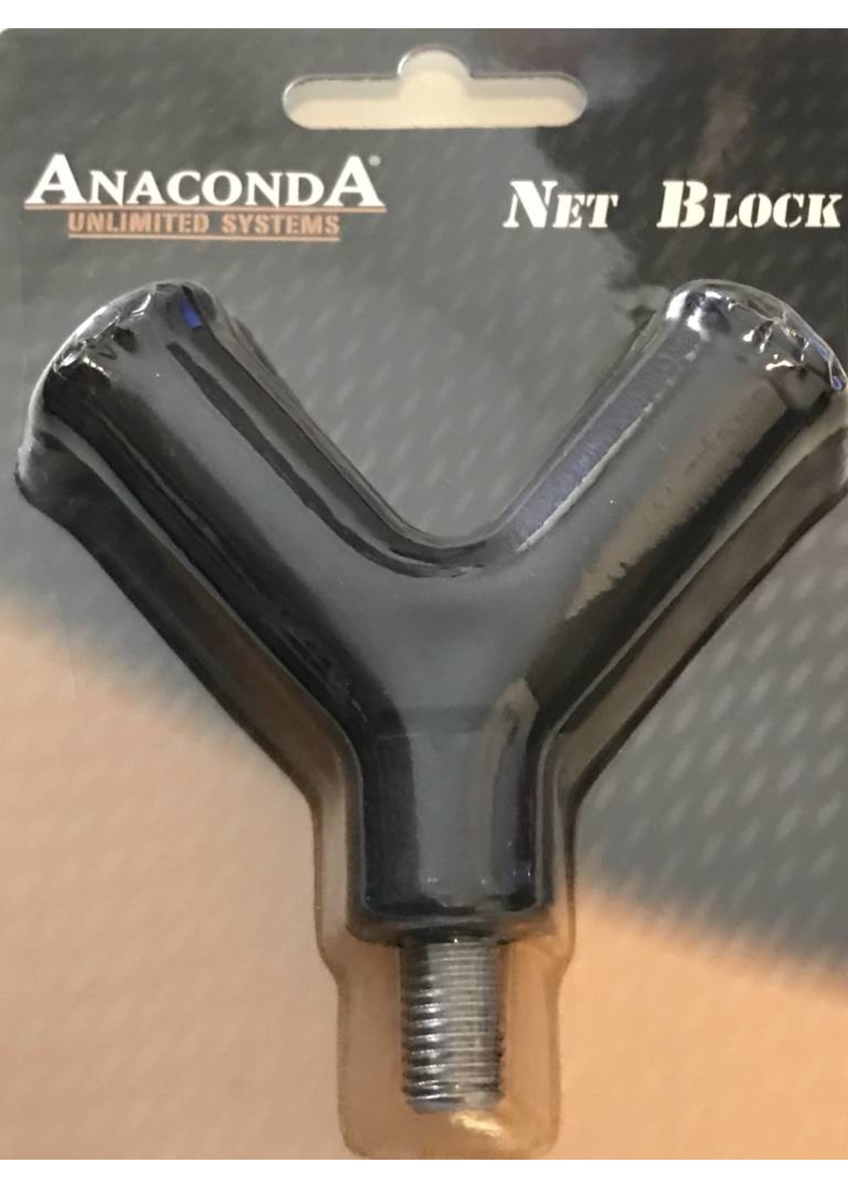 Anaconda Net block schepnet,spreidblok