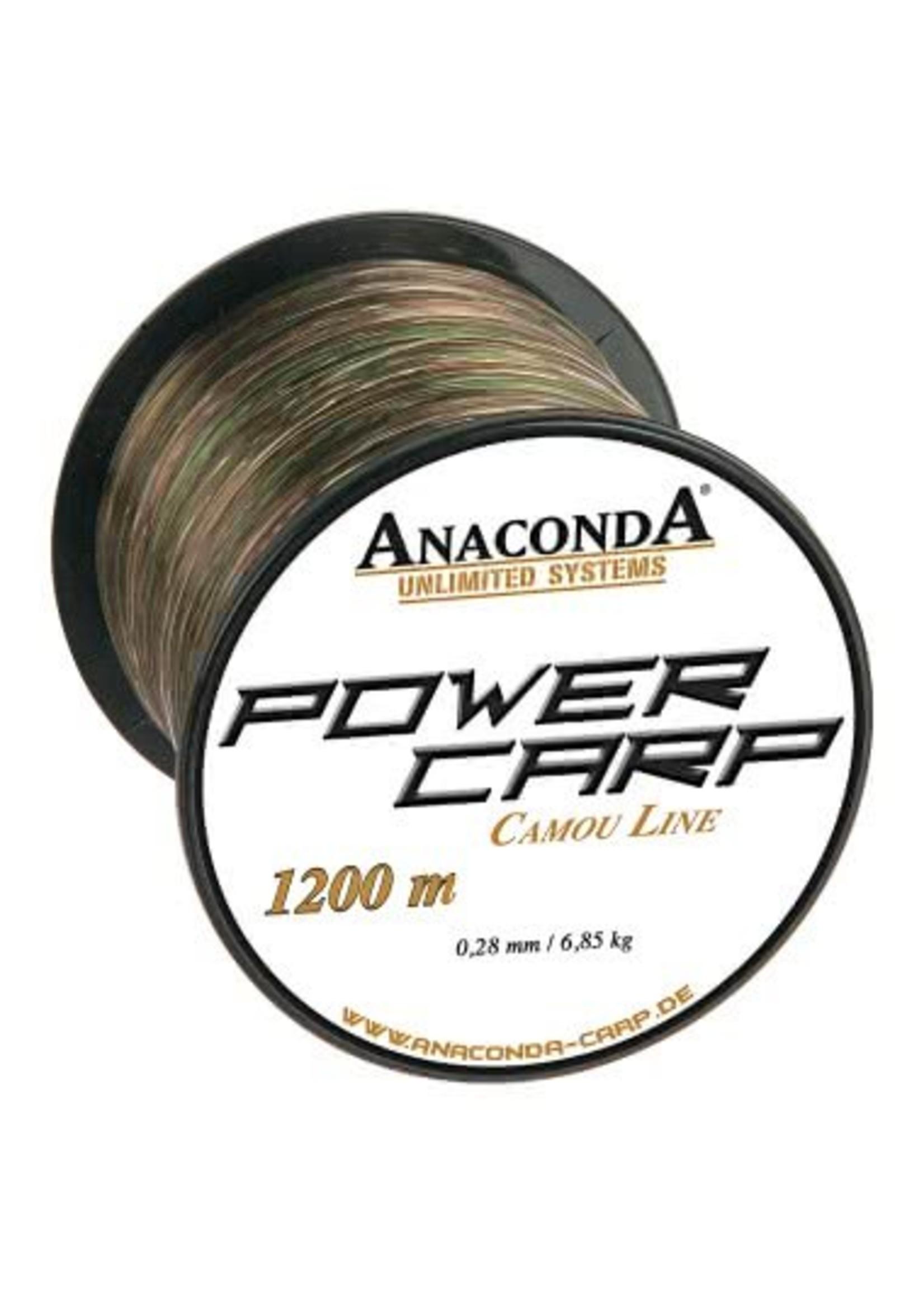 Anaconda Anaconda power carp camo lijn