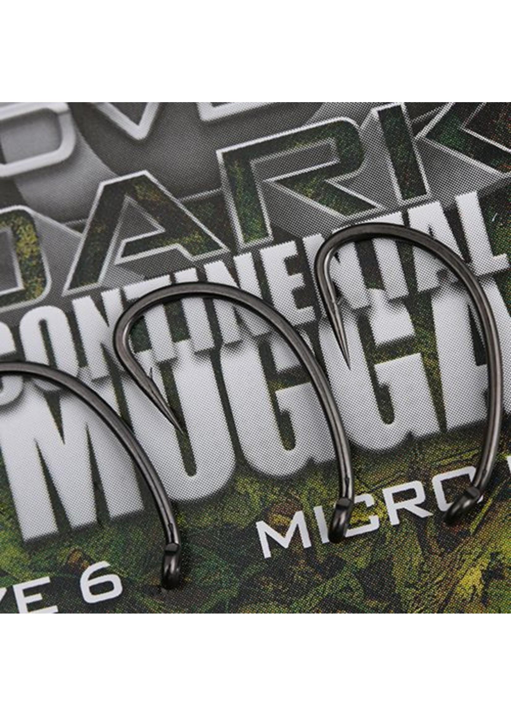 Gardner Covert Continental- Mugga Hooks Barbed Size 2