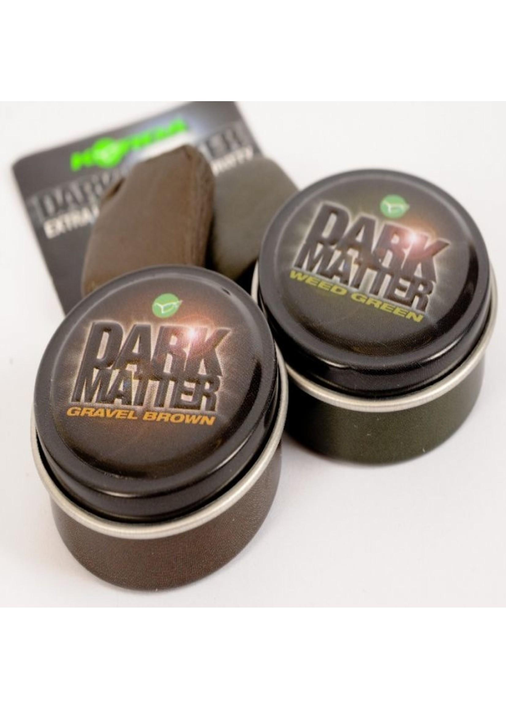 korda Korda Dark Matter Tungsten Putty | Gravel Brown