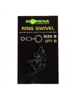 ring swivels Size 8