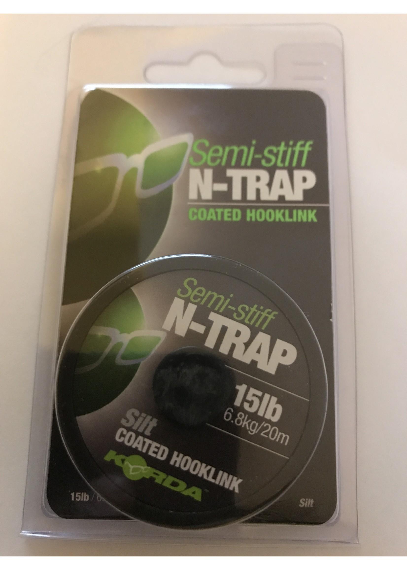 korda N trap semi stiff 20m