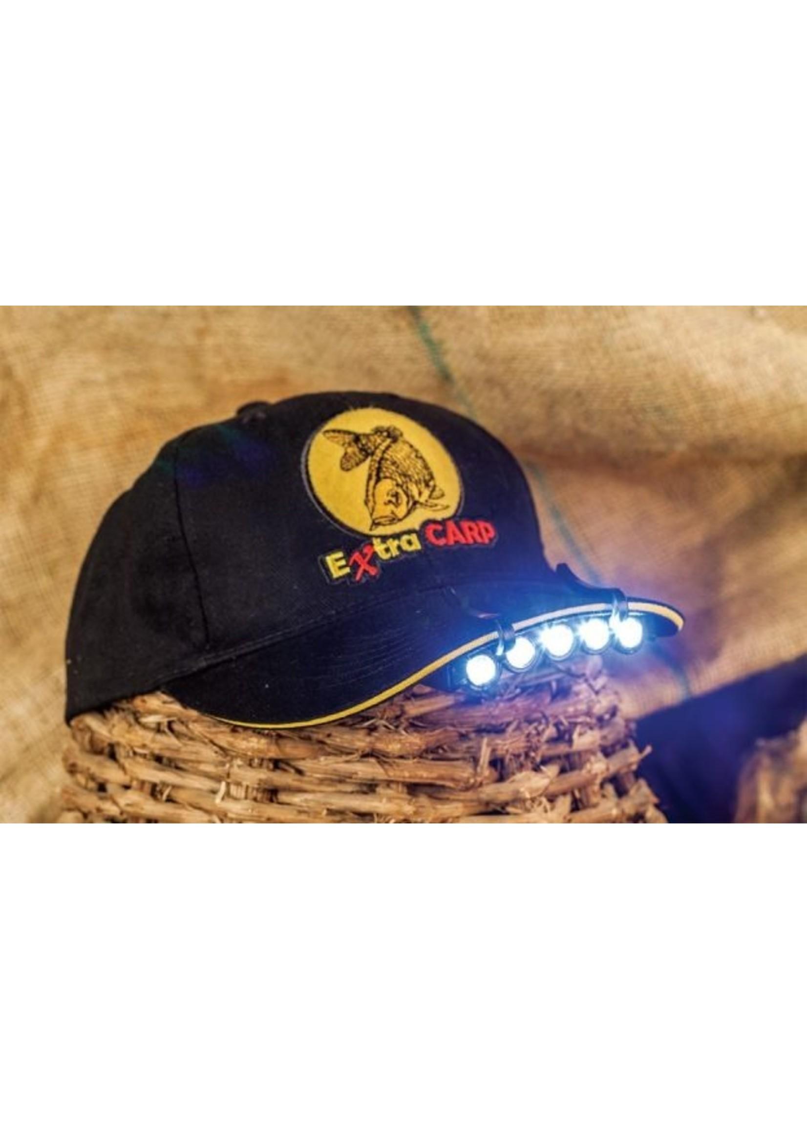 Extra Carp Extra Carp Headlamp for Cap (Pet lamp) 5 LEDsHeadlamp for Cap (Pet lamp) 5 LEDs