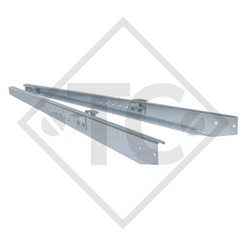 Zugverbindung (Paar) Typ 101T bis 1000 kg