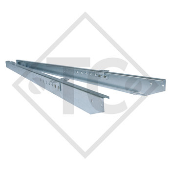 Towbar connection (pair) type 351T to 3500 kg