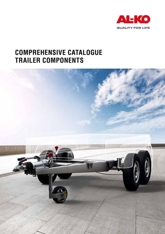Comprehensive Catalogue Trailer Components
