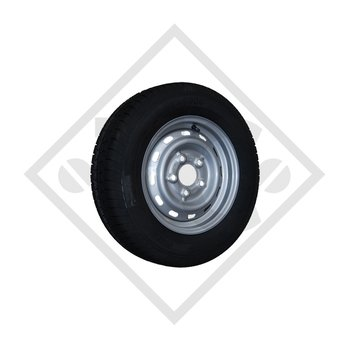 Wheel 195/60R12C ST-6000 KargoMax with rim 5.50x12