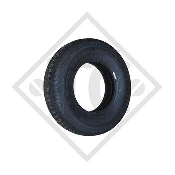 Neumático 4.50-10 76M, TT, C-816 HS con manguera TR13, 6PR