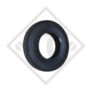 Neumático 5.00–8 77M, TT, C-824 con manguera TR13, HS, 6PR
