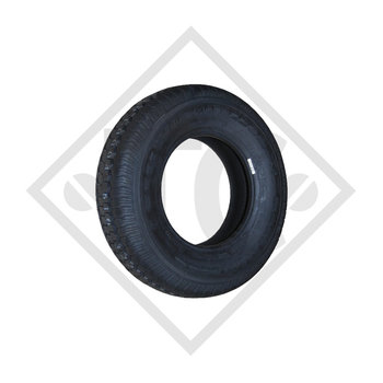 Tyre 4.50–10 76N, TL, ST-5000, M+S