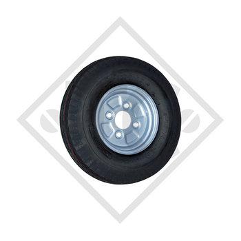 Wheel 5.70/5.00-8 S-378 with rim 3.00x8