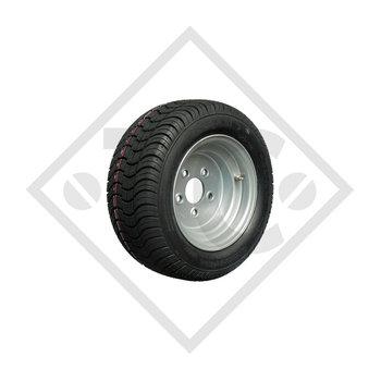 Wheel 195/50B10 K399 Load Star with rim 6.00x10