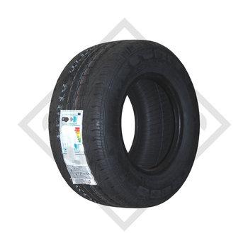 Tyre 195/55R10C 98/96N, TL, TR603, reinforced, M+S