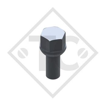 Original ball-head wheel bolt M12x1.5