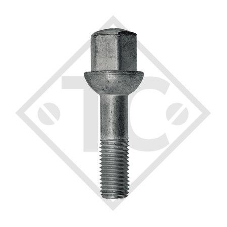 BILLSTEIN ball-head wheel bolt M14x1.5