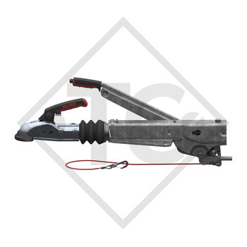 Overrun device V type 161S, 700 to 1350kg