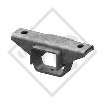 Clamping mount 60x60mm