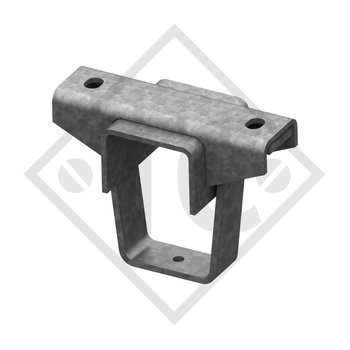 Clamping mount 70x140mm